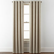 Home Expressions™ Roosevelt Room-Darkening Grommet-Top Curtain Panel