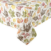 JCPenney Home™ Sprawling Leaves Tablecloth