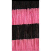 HairUware Clip-in Bright Stripes Pink/Black