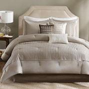 Madison Park Channing 7-pc. Comforter Set