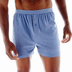 Stafford® Knit Cotton Boxer