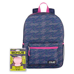 HEATHER BACKPACK WITH BONUS SPEAKER