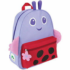 Kids Preferred Eric Carle Grouchy Ladybug Solid Backpack