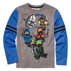 Ninjago Graphic T-Shirt-Big Kid Boys