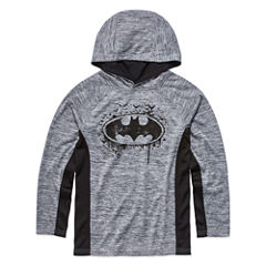 Batman Hoodie-Big Kid Boys