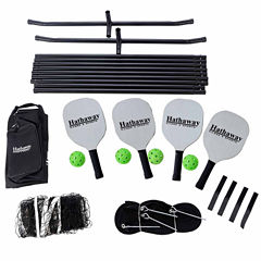 Hathaway Deluxe Pickleball Game Set