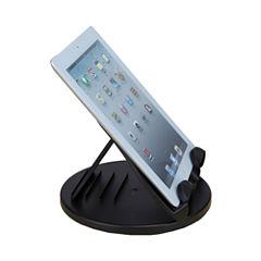 Mind Reader Spinning Adjustable Tablet Holder