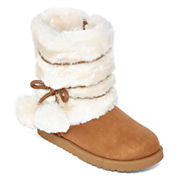 Arizona Kosey Girls Boots - Little Kids