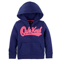Oshkosh Hoodie-Toddler Girls