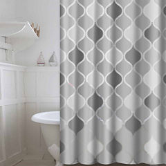 Peva Lisse 13-pc. Shower Curtain Set