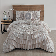 Avondale Manor Sadie 5-pc. Reversible Comforter Set