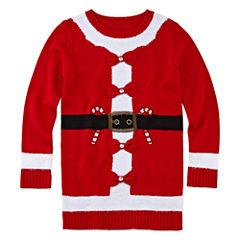Total Girl® Christmas Tunic - Girls 7-16 and Plus