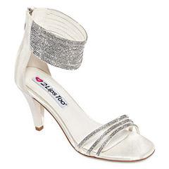2 Lips Too Eddi Womens Heeled Sandals