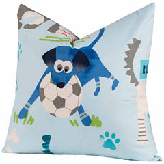 Crayola Chase Your Dreams Throw Pillow