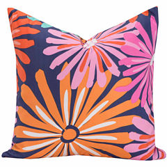 Crayola Dreaming Of Daisies Throw Pillow