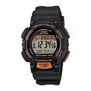Casio® Tough Solar Illuminator Womens Runner Sport Watch STLS300H-1B