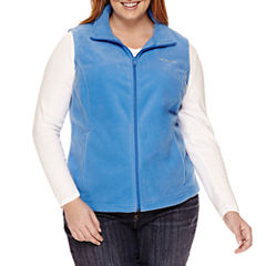 Columbia® Three Lakes™ Fleece Vest - Plus