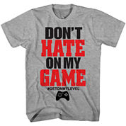 Game Hate Short-Sleeve Tee