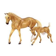 Breyer Palomino Quarter Horse Doll Accessory