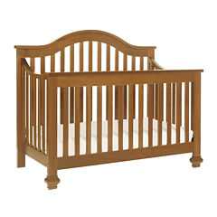 DaVinci Clover 4-in-1 Convertible Crib - Chestnut