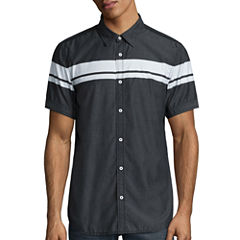 i jeans by Buffalo Manford Short-Sleeve Shirt