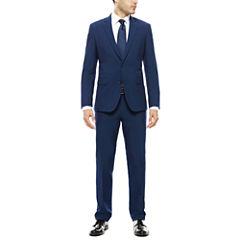 JF J. Ferrar® Blue Stretch Suit Seperates- Super Slim Fit