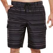 The Foundry Big & Tall Supply Co.™ Swim Shorts