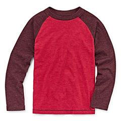 Arizona Long Sleeve T-Shirt-Preschool Boys
