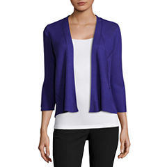 Worthington Long Sleeve Cardigan