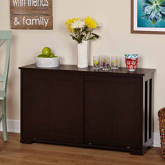 Pacific Wood Door Sideboard