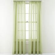 MarthaWindow™ Promenade Rod-Pocket Curtain Panel