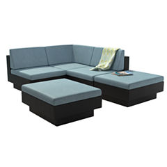 Park Terrace 5-pc. Sectional Patio Set
