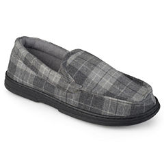 Brumby Plaid Moccasin Slippers