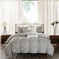 INK+IVY Reese 3-pc. Duvet Cover Set