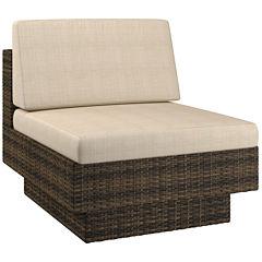 Park Terrace Corner Middle Chair