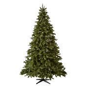 North Pole Trading Co. 7.5' Highland Pre-Lit Tree