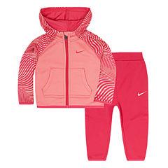Nike 2-pc. Pant Set Girls