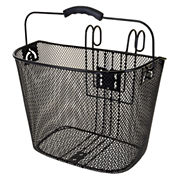 Ventura Unisex Quick Mount Wire Basket