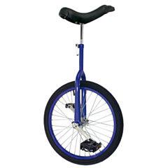 Fun Bike Blue 20 Unicycle With Alloy Rim