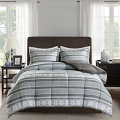 Premier Comfort Fairbanks Stripes Comforter Set