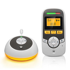 Motorola MBP161 Digital Audio Baby Monitor