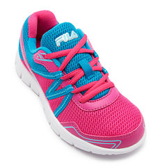 Fila® Fiction Girls Running Shoes - Kids