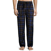 Van Heusen® Silky Fleece Pajama Pants