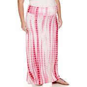 Maternity Maxi Skirt - Plus