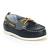OshKosh B'gosh® Alex 7 Boys Boat Shoes - Toddler