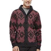 Arizona Fleece Cardigan Sweater