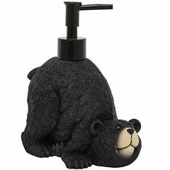 Bacova Exploring Critters Soap Dispenser