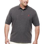 U.S. Polo Assn.® Short-Sleeve Knit Polo - Big & Tall