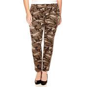 Arizona Camo Super Skinny Jeans - Juniors Plus