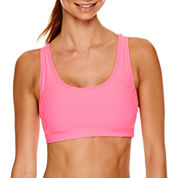 Xersion™ Medium Support Removable Cup Sports Bra, Windbreaker, or Colorblock Leggings